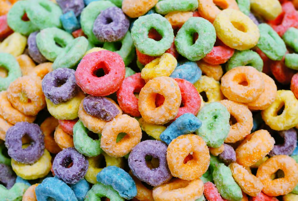 fruit loops - Montessori activities for kids