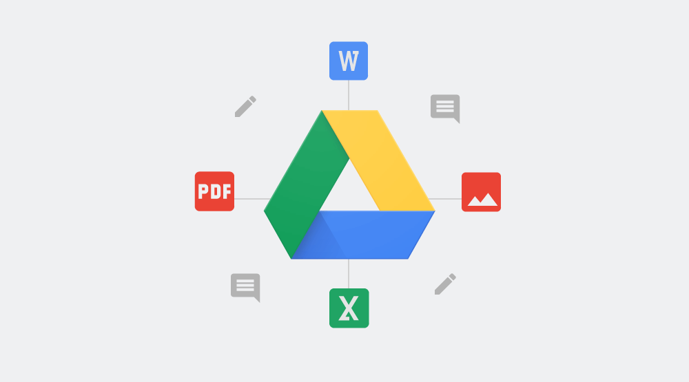 study for online tests - google drive