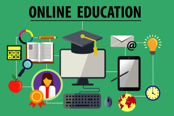 online education, online learning, learn to think.
