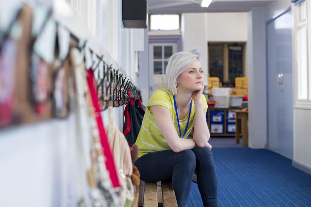 problematic female teacher