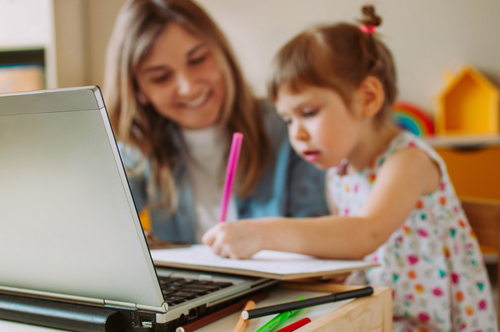 Homeschooling With Your Child