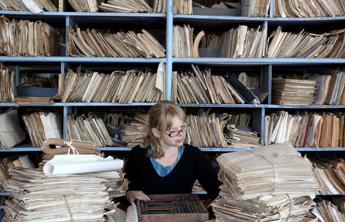 Keeping Records Is A Chore