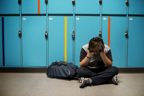 Children WHo Are Bullied Feel Alone