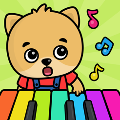 best piano apps Baby Piano For Kids And Toddlers Logo