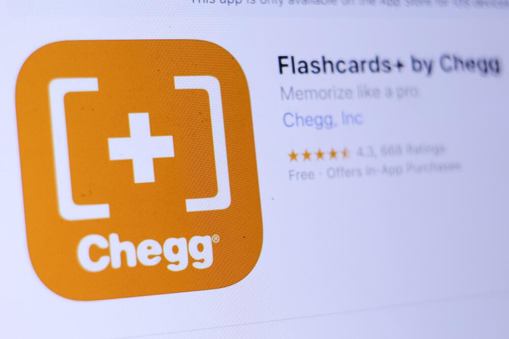 best-flashcard-apps-chegg-app