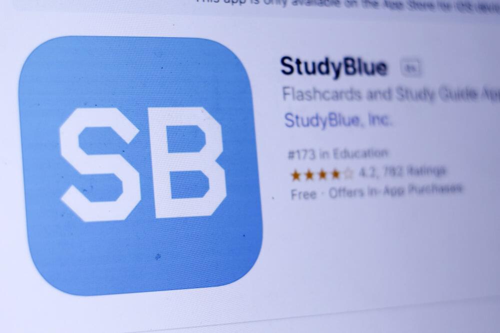 best-flashcard-apps-studyblue