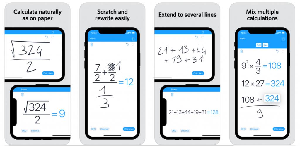 myscript - best algebra apps