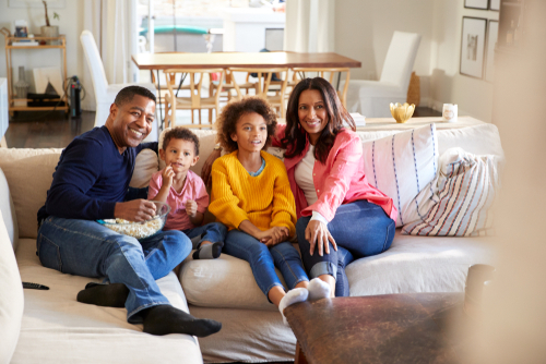 TV Time Can Be A Great Bonding Moment For The Family