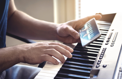 Top 10 Piano Apps For iPhone And iPad
