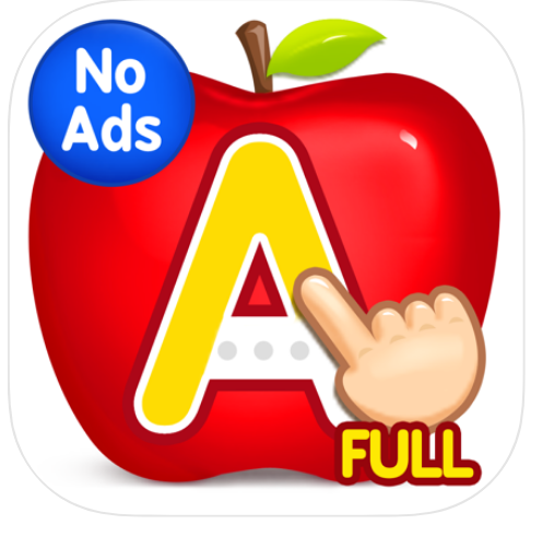 ABC Kids Tracing and Phonics - alphabet apps