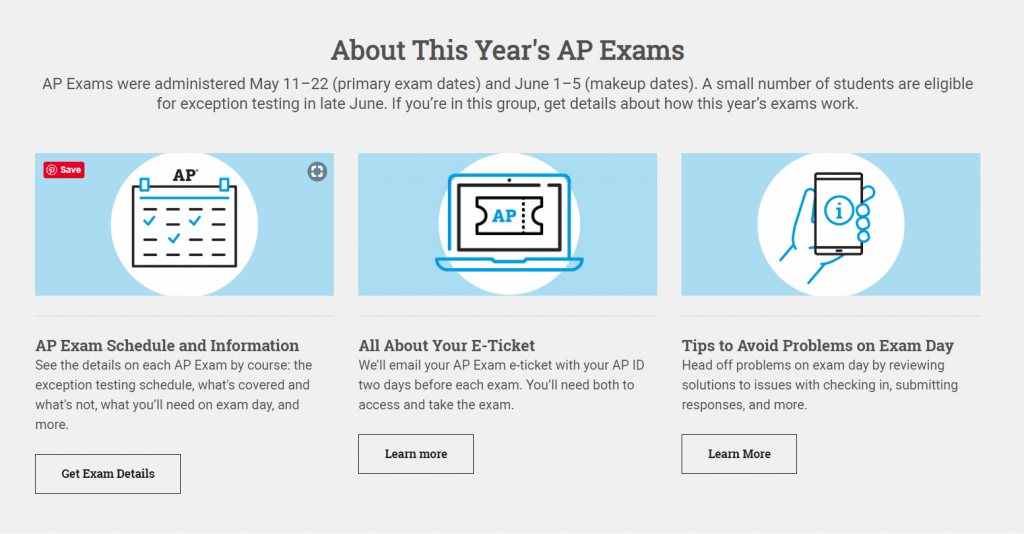 College Board - student learning