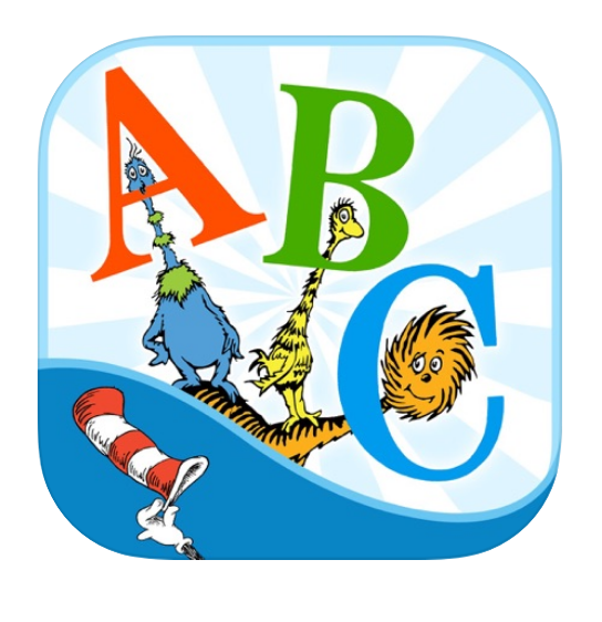 Dr Seuss ABC Read and Learn - alphabet apps
