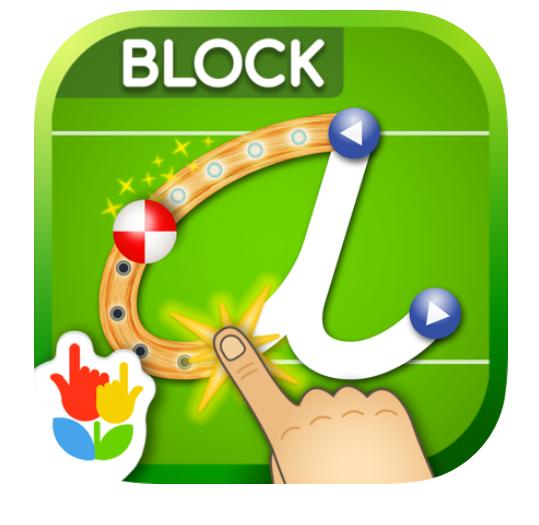 LetterBlock alphabet apps