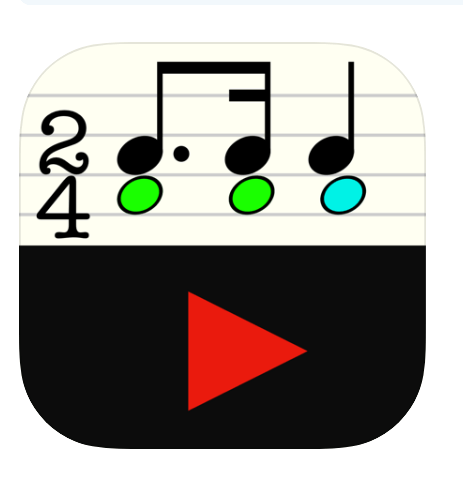Rhythm Sight Reading Trainer - music teaching apps