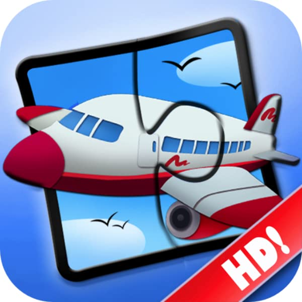 Learn About Trains And Planes While Having Fun With This Puzzle Apps For Toddlers