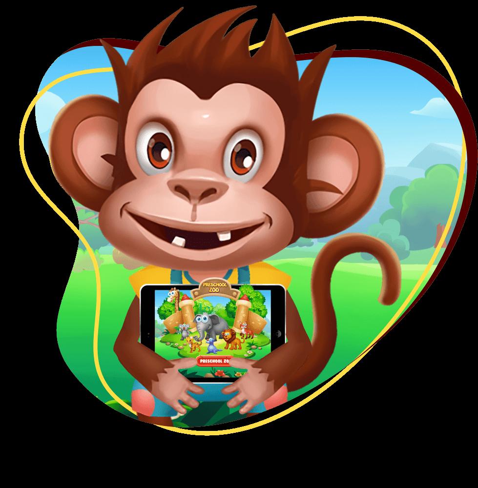 Zoolingo alphabet apps