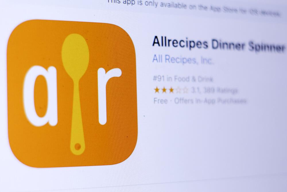 allrecipes-app