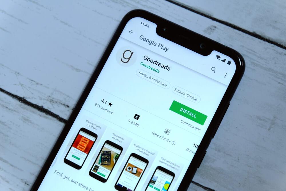 goodreads-online-reading-platform
