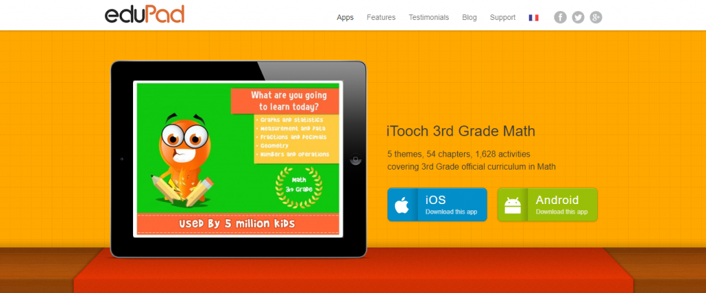 itoouch--3rd-grade-apps