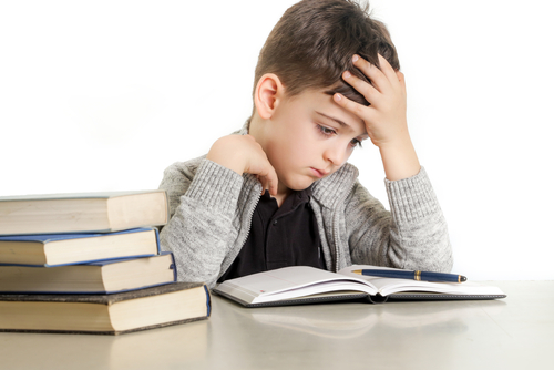 Students With Learning Disabilities Find Schoolwork Challenging