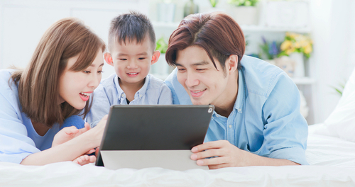 Online counseling is crucial for children these days.
