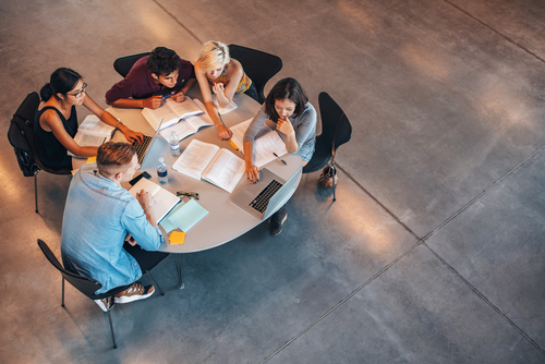 Small Groups Work Better Than Teams Larger  Than Necessary