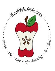 Teach with me logo