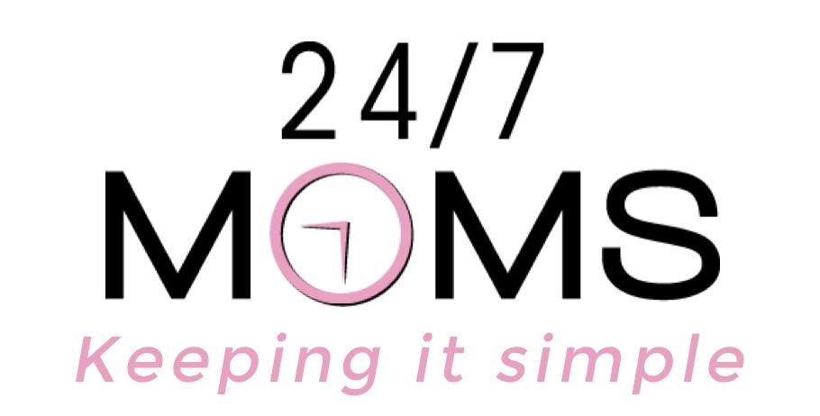 247 moms logo