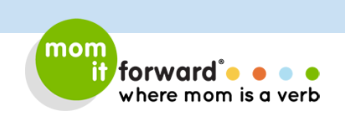 mom it forward logo