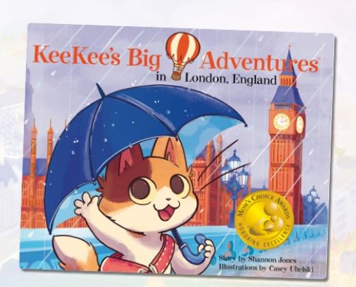 keekees big adventures