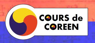 Cours de Coreen logo official