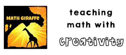 Math Giraffe official logo picture