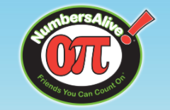 Numbers Alive logo image