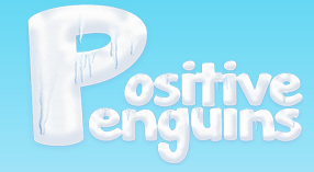 Positive Penguins official logo