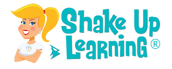 Shake Up Learning logo official