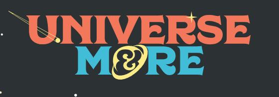 Universe & More logo