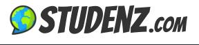 Studenz logo image official