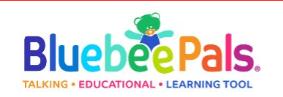 Bluebee Pals logo image