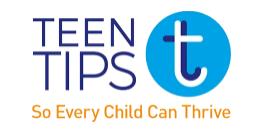 Teen Tips logo official