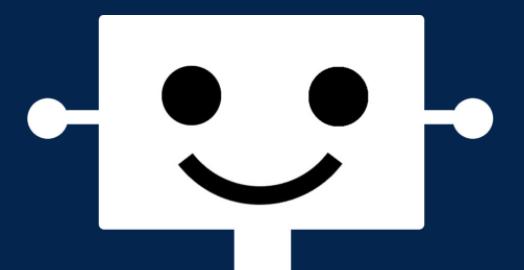 Robot Man logo banner