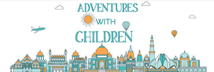 Adventures with Children logo banner
