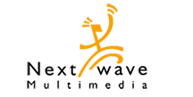 logo of next wave multimedia in ADS