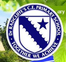 oggicial logo of dr radcliffe's school