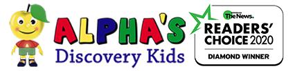 Alpha's Discovery Kids logo