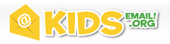 Logo of Kids Email at ADS