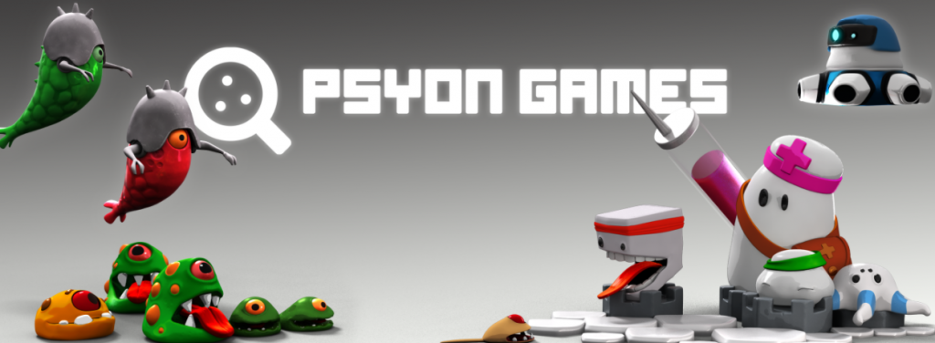 Pyson Games official banner