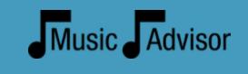 Music Advisor logo official