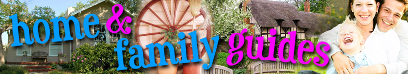 Home and Family Guides Banner image