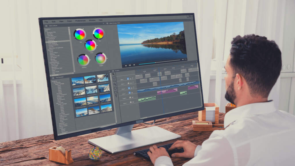 Our Top 9 Picks of Monitors for Video Editing: The Must-Get 4K Monitors! -  All Digital School